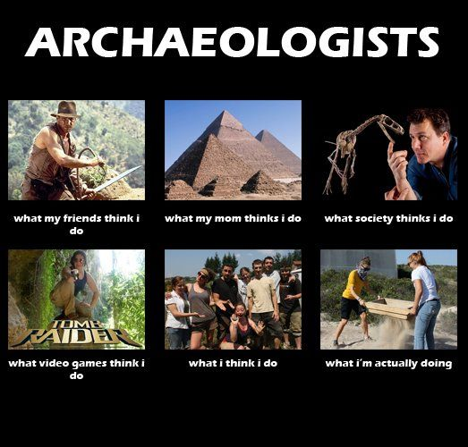 How to begin a career in history/archeology?