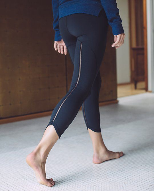 Wunder Under Pant * Mesh | yoga | Pinterest | Lululemon, Pants and ...