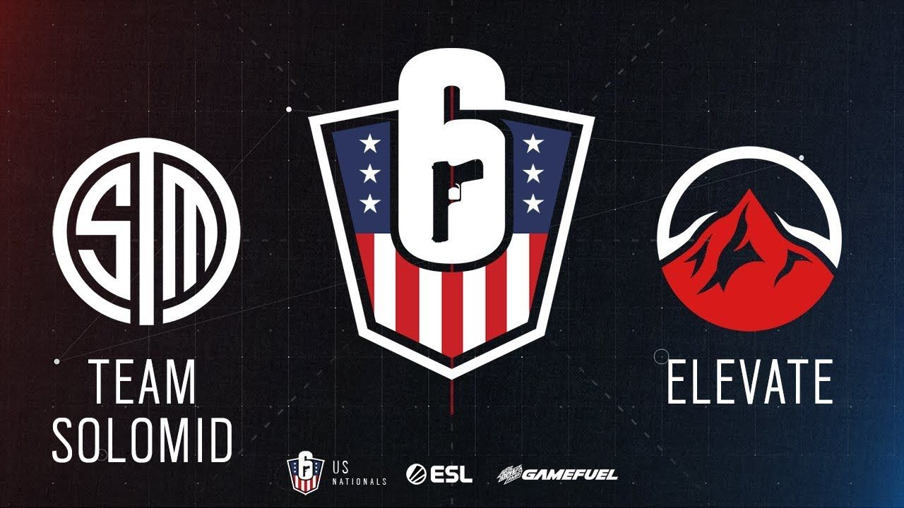 Tsm Vs Elevate Rainbow Six Us Nationals 2019 Stage 2 Week 2 Western Conference Check More At Http Www Es Sport Team Logos Juventus Logo Team Logo