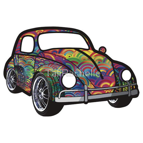 Buggin' - Psychedelic  by TaliRachelle