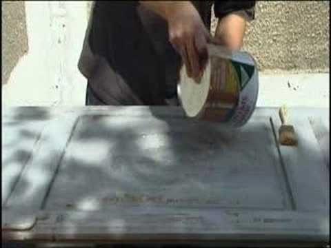 Comment Décaper Un Meuble En Bois - Marie Claire Maison Rénovation