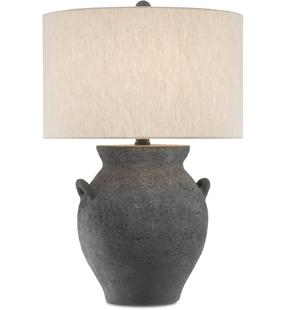 Currey Company 6000 0537 Anza Table Lamp In 2020 Table Lamp Black Table Lamps Lamp