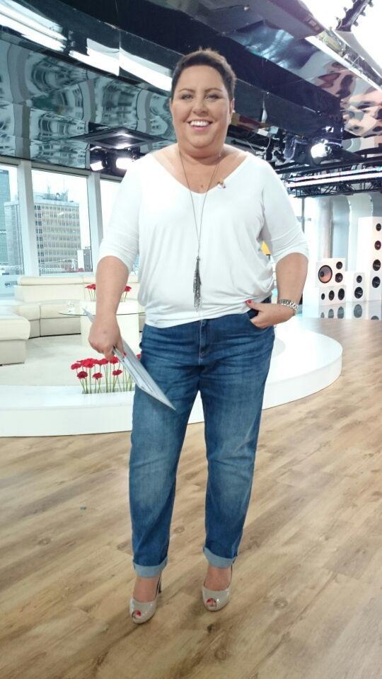 Stylizacje Doroty Wellman Szukaj W Google Plus Size Wellman Moda