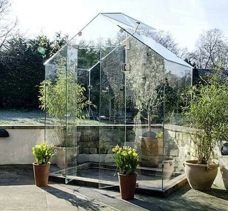 Frameless greenhouse competition...... I need to win this ...