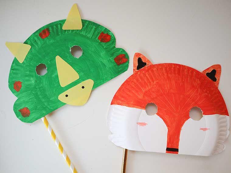 Knutselen met papieren bordjes - 25+ knutselideeën! | Lady Lemonade
