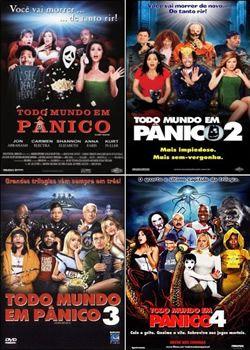 Todo Mundo Em Panico Scary Movie Filmes Estrangeiros Todo