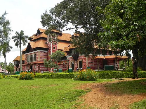 1308. Napier Museum, Trivandrum [Explored March10, 2014]