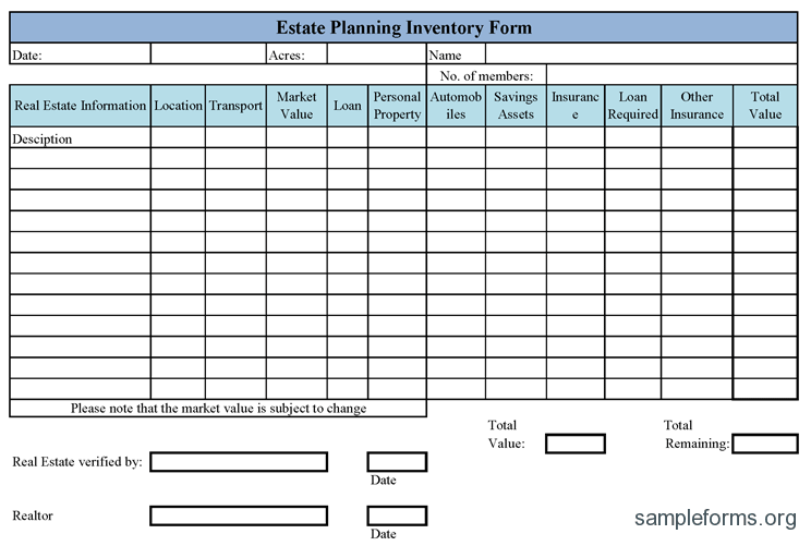 15 Samples Of Inventory Templates In Word Excel And Pdf Formats