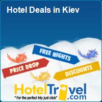 Hotel deals in Kiev