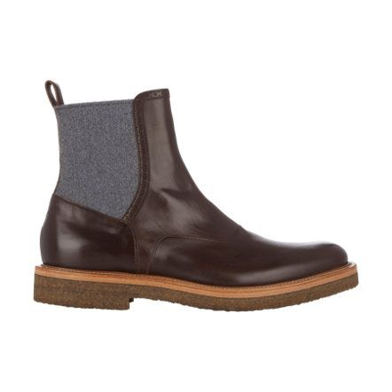 Dries Van Noten: Black Chukka Boots | SSENSE | Black chukka