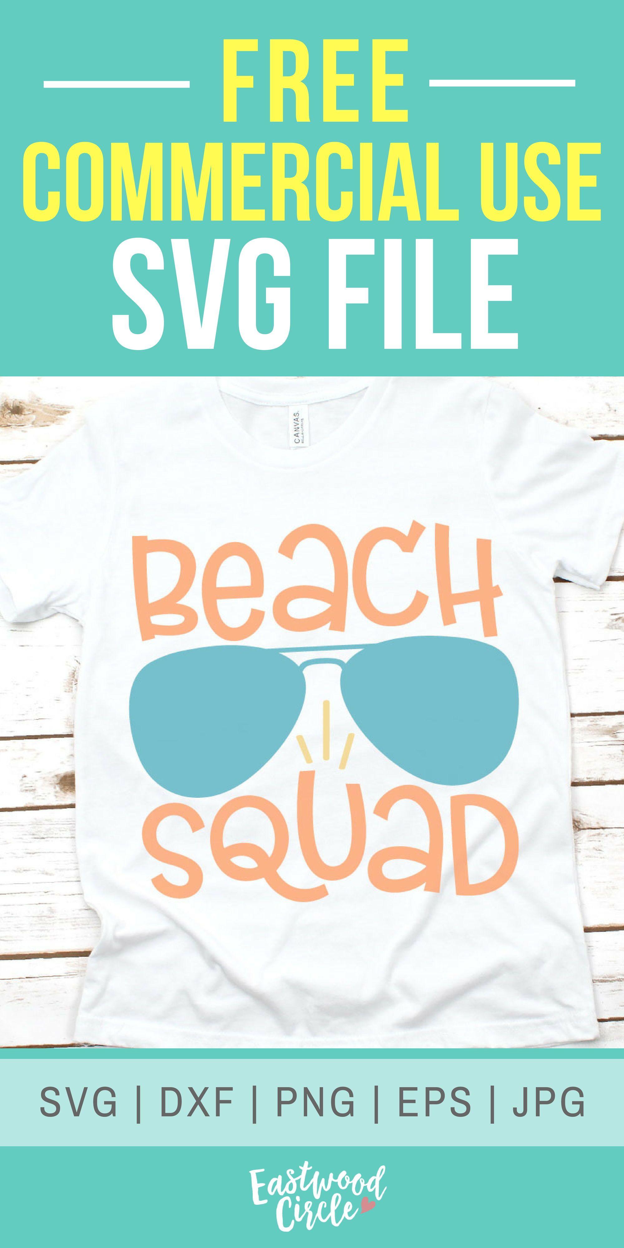 Beach Squad Svg Beach Svg Beach Svg Files For Cricut Beach Etsy Svg Files For Cricut Svg Beach Shirts