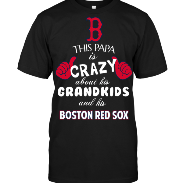 This Papa is Crazy About his Grandkids and his Red Sox – POISETEE