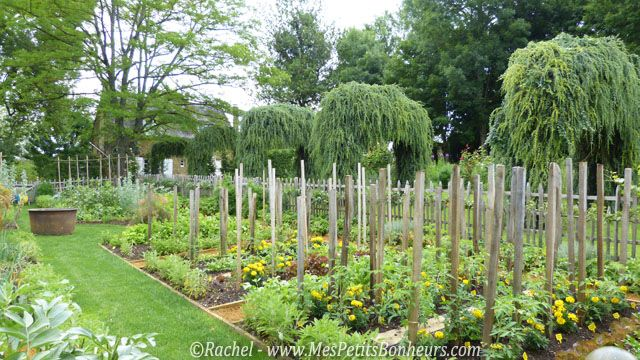jardin potager ext rieurs pinterest jardin potager potager et jardins. Black Bedroom Furniture Sets. Home Design Ideas