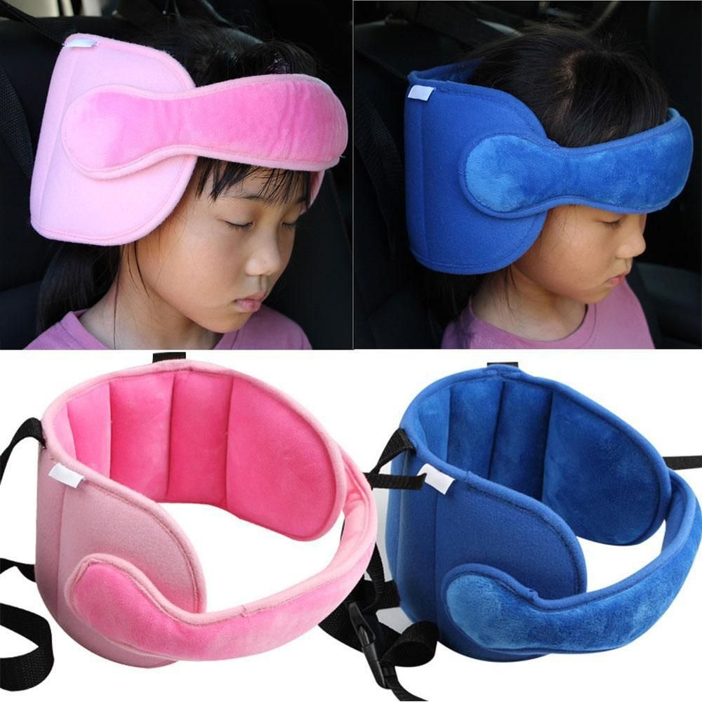 Baby Safety Car Seat Sleep Nap Aid Child Kid Head Protector Belt Support Holder