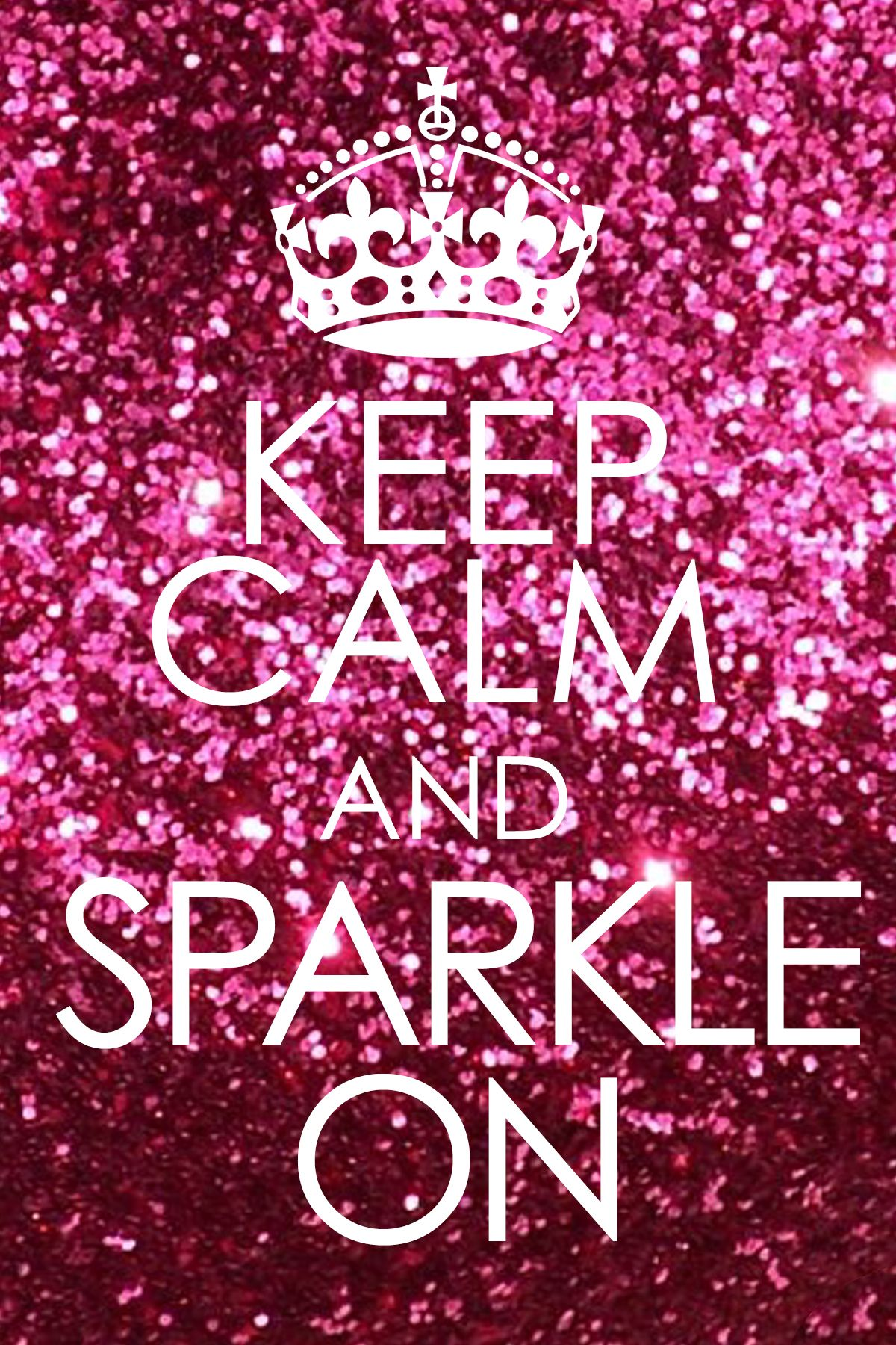 There is nothing better than having a sparkle especially