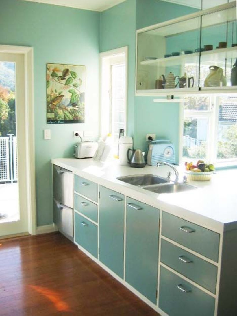 51 Clever Modern Kitchen Cabinet Take Some For Your Ideas Homiku Com Kitchen Remodel Small Retro Kitchen Modern Kitchen Cabinets