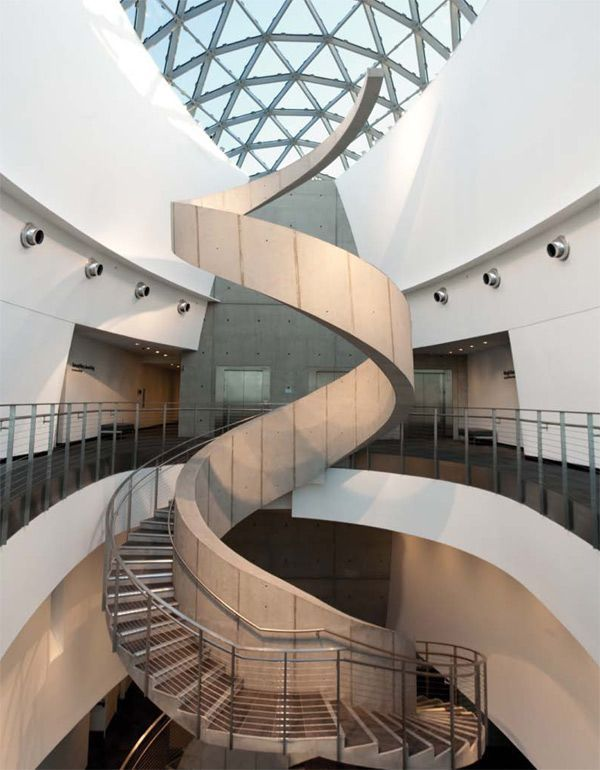 Best Dali Museum St Pete Florida In 2020 Stairs Design 400 x 300