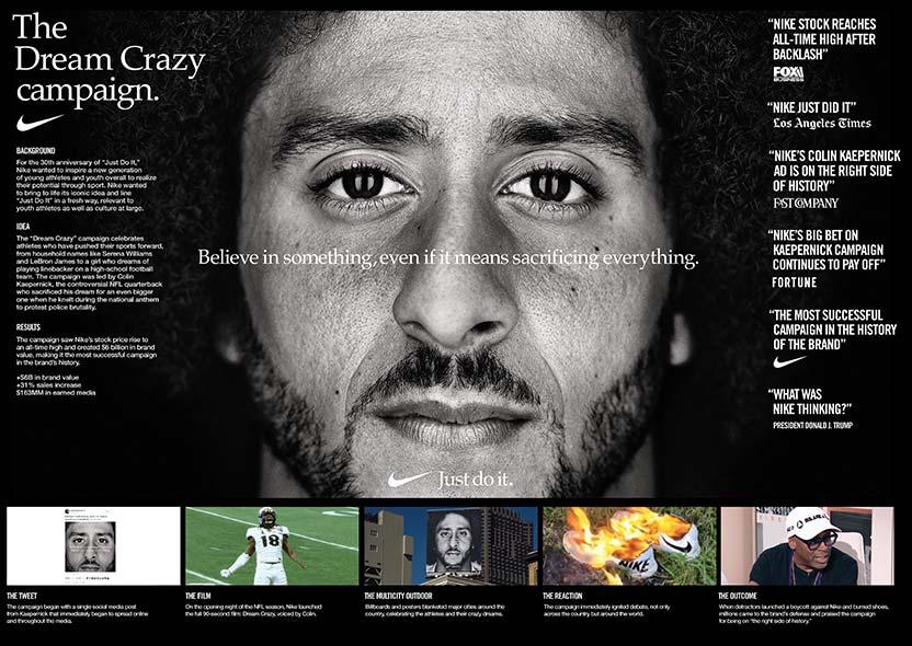 Kap Poređenje Prostor Nike Marketing Campaign 2019 Creativelabor Org