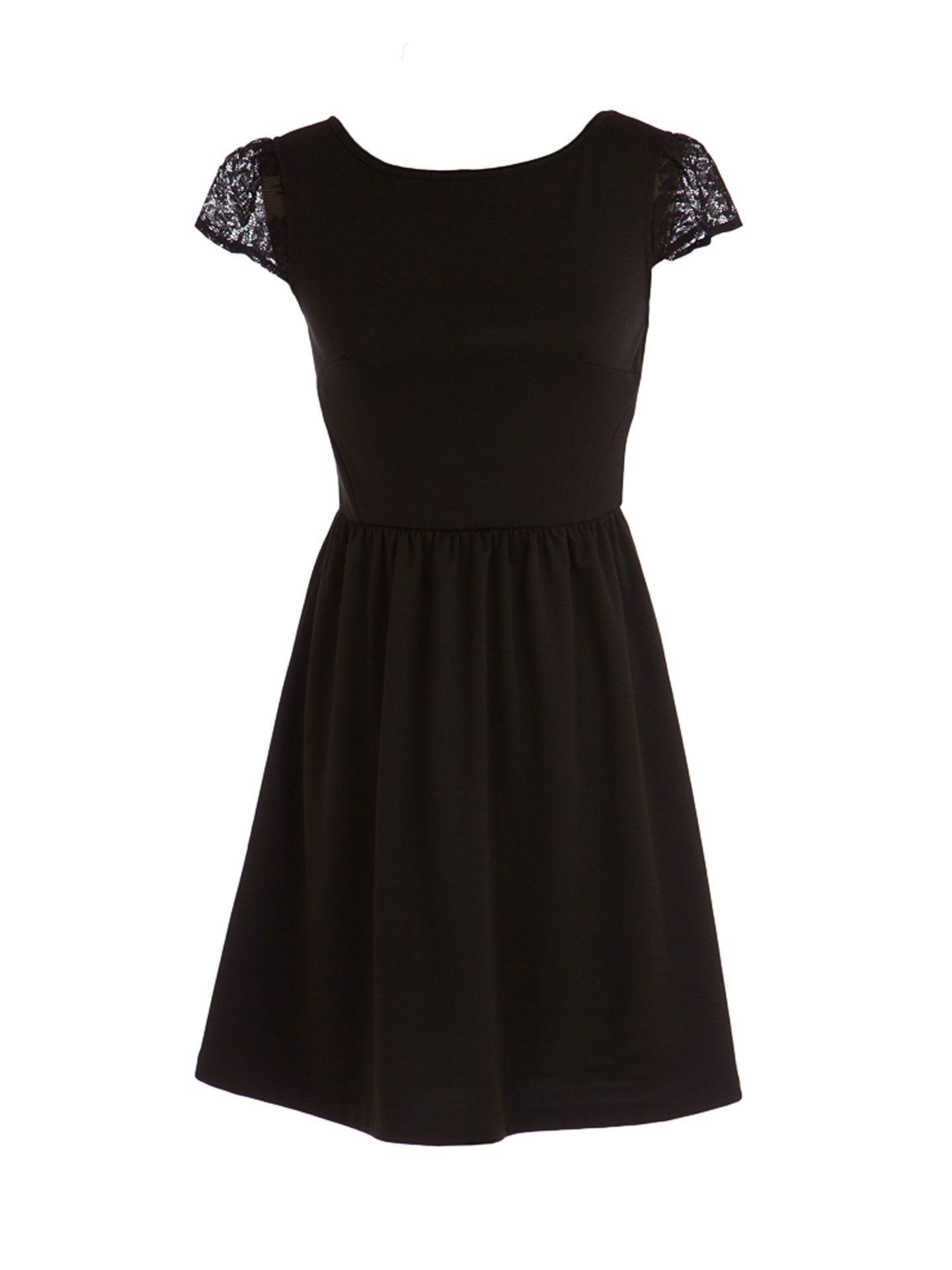 06feab3f7b5d Penny Chic by Shauna Miller Women s Skater Little Black Dress
