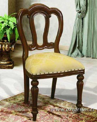 silla victoriana   Muebles para el hogar   Pinterest   Victoriano ...