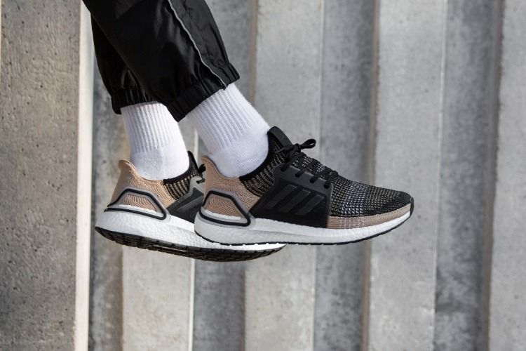"a016d9e5ae Who's ready for the upcoming adidas Ultra Boost 19 ""Raw Sand ..."