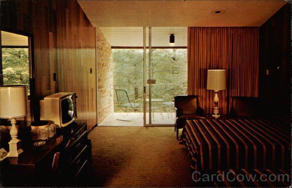 Bedroom, Pennyrile State Park