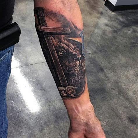 Lion Tattoo Religiöse #tattoideas