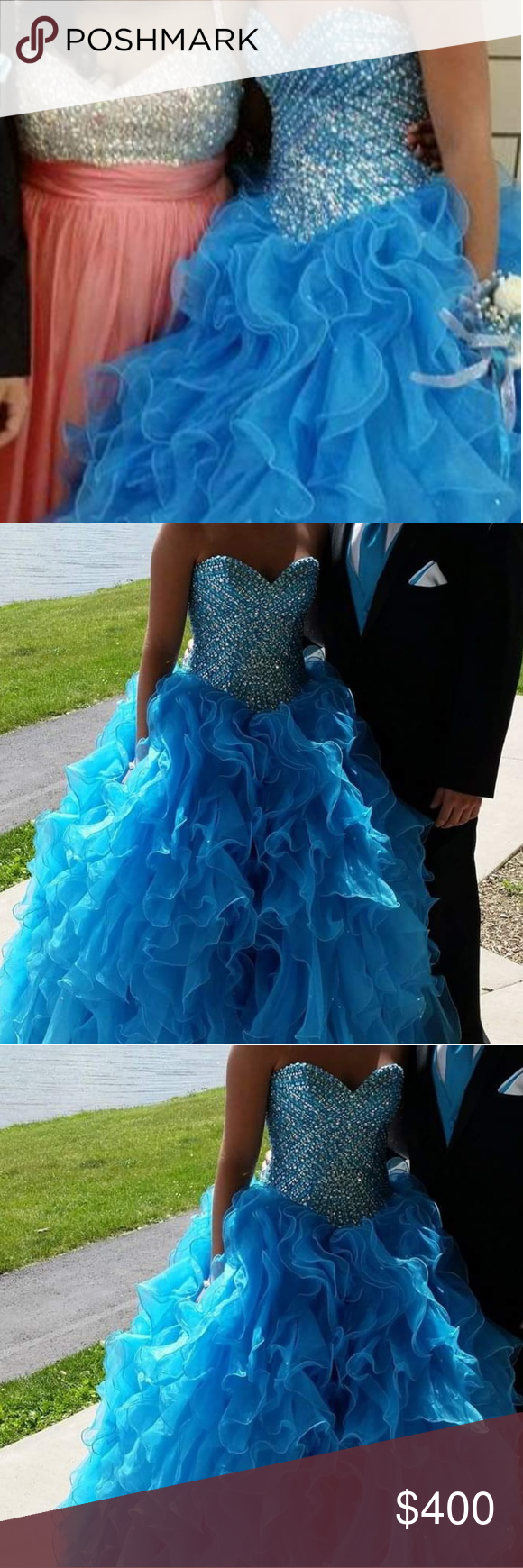 Prom dress Henris Cloud 9 prom dress