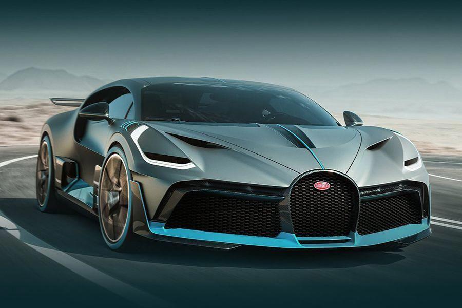 Bugatti Owns Corners with the Divo Bugatti, Bugatti cars