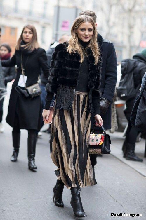 Fashion Week Haute Couture весна-лето 2017 - street style