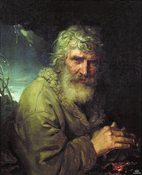 Vladimir Lukich Borovikovsky: Winter