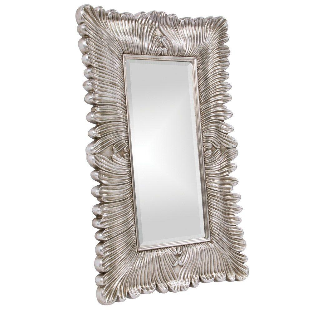 Howard Elliott 4307 Rectangle Mirror Mirror Pink Mirror