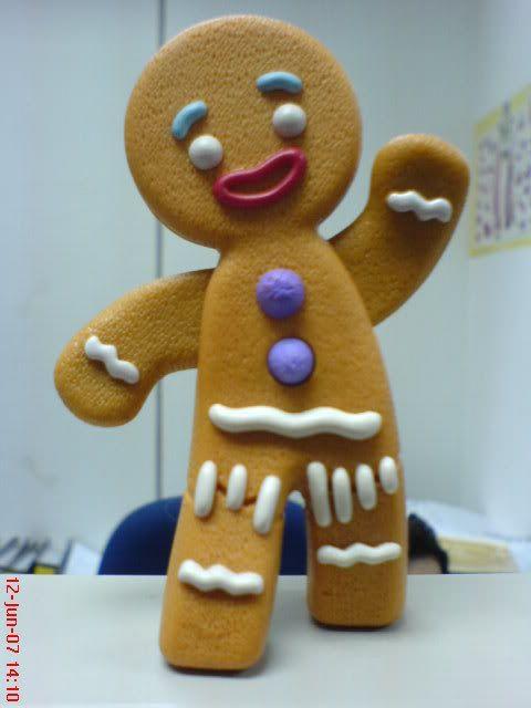 Gingerbread Man Recipe Christmas Pinterest Gingerbread