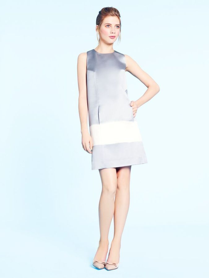 Kate Spade Madison ave. collection loreto dress on shopstyle.com