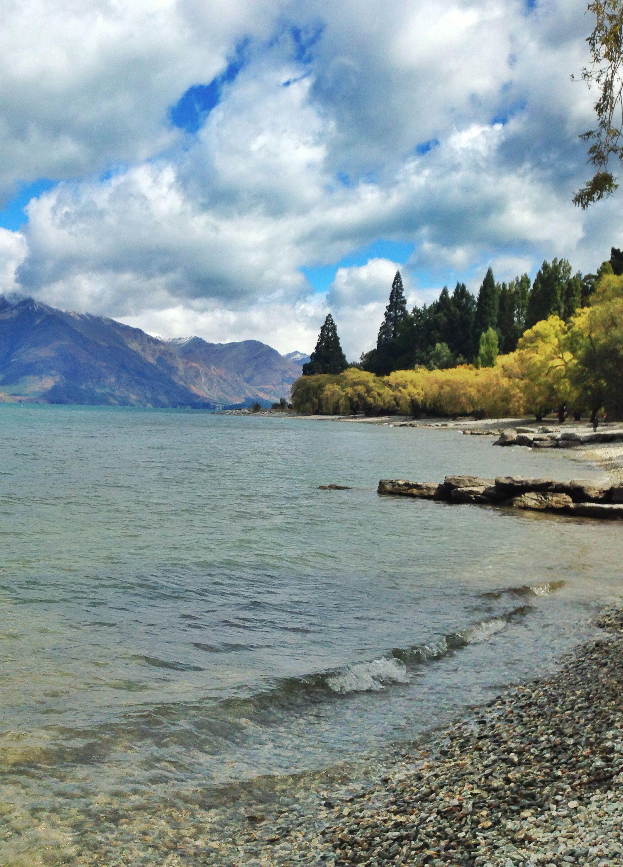 Lake Te Anau - South Island, New Zealand