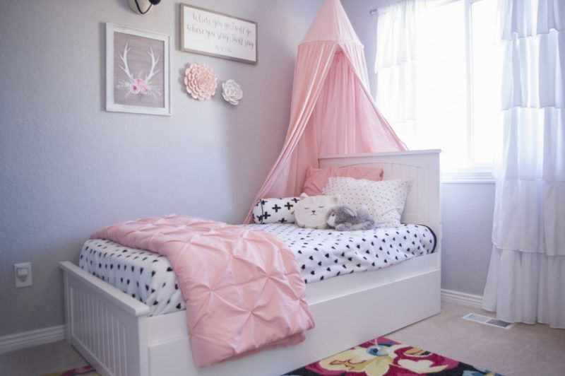 Big Girl Room Redesign images