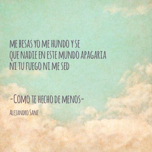 El Alma Al Aire Alejandro Sanz Letras De Canciones Lyrics
