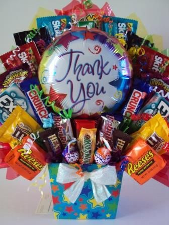 Thank You Gift Idea Thank You Gifts Candy