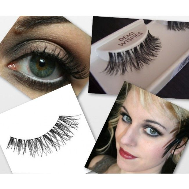 405f3a8c333 Ardell Invisibands Demi Wispies Lashes | Eyelashwishes ♥ Ardell ...