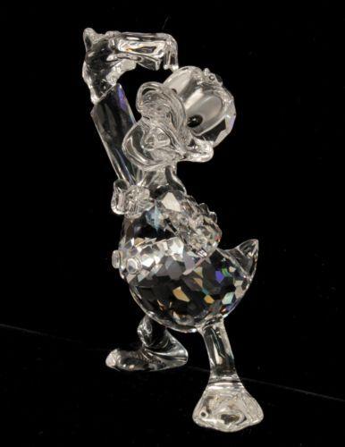 ffbc228b0 Swarovski-Crystal-Donald-Duck-Disney-Showcase-Figurine-w-Box-Retired ...