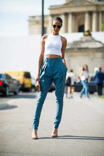 Street Style at the Couture Shows in Paris - NYTimes.com