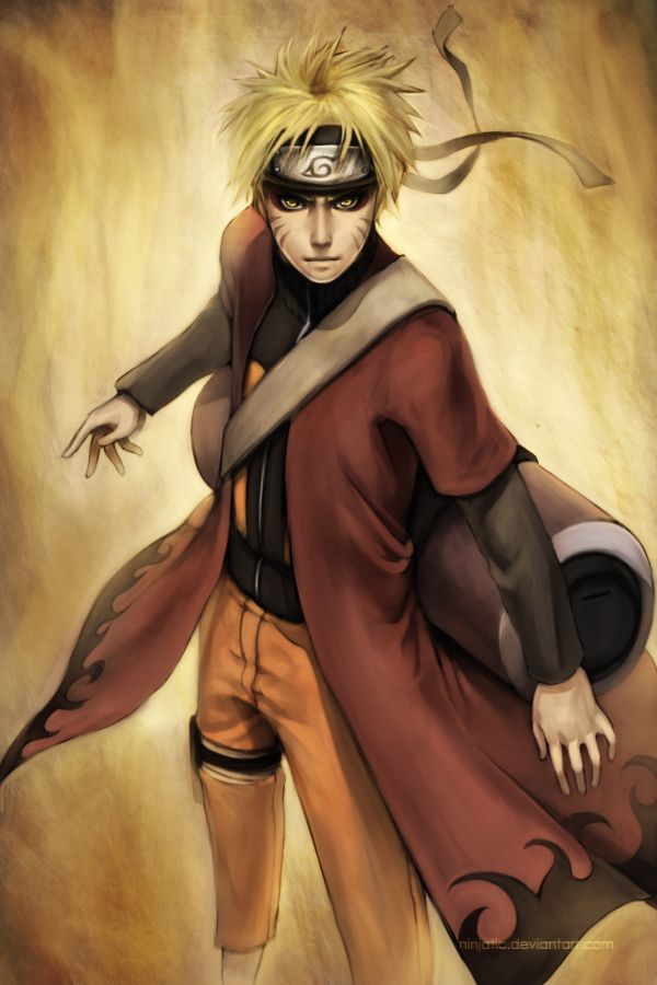 New Sage By Ninjatic On Deviantart Anime Artwork Naruto Art Naruto Uzumaki
