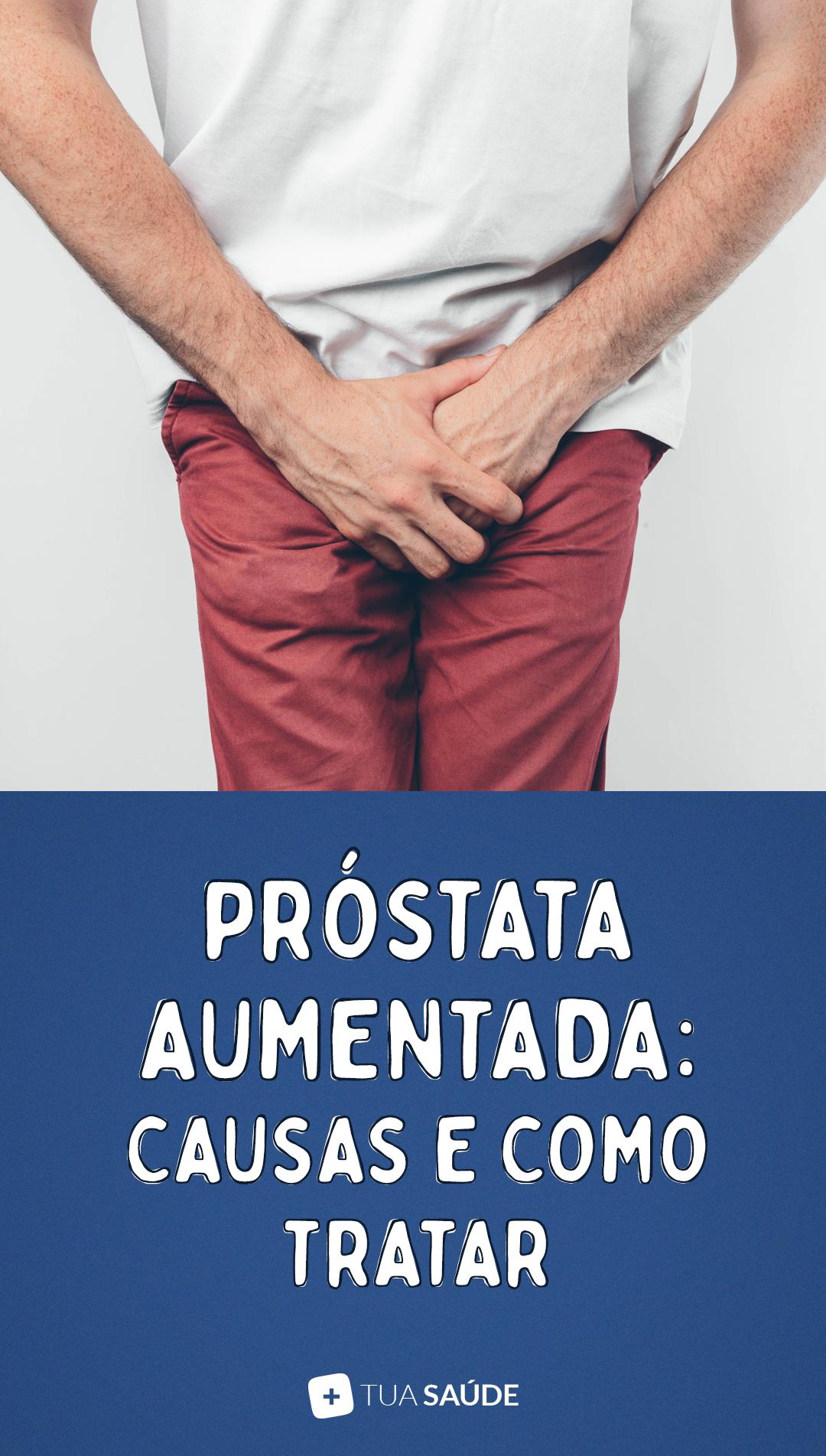 quais os sintomas de quem tem problema na próstata