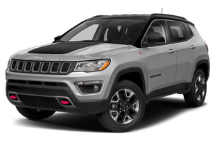 Suvs Latest Models Pricing Mpg And Ratings Cars Com Jeep Compass Jeep Trailhawk 2017 Jeep Compass