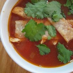 Mexican Tortilla Soup Ina Gartens Recipe Recipes To Try