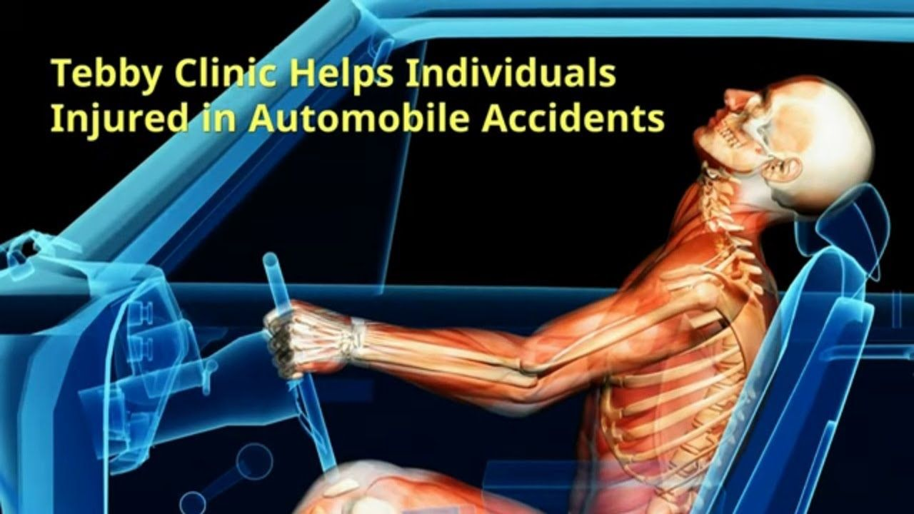 Your Charlotte Chiropractor Treats Auto Accident Whiplash