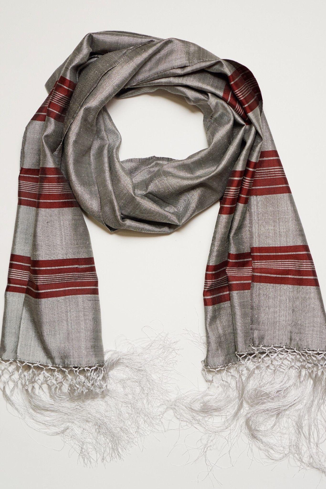 Gray Silk - Assorted Styles