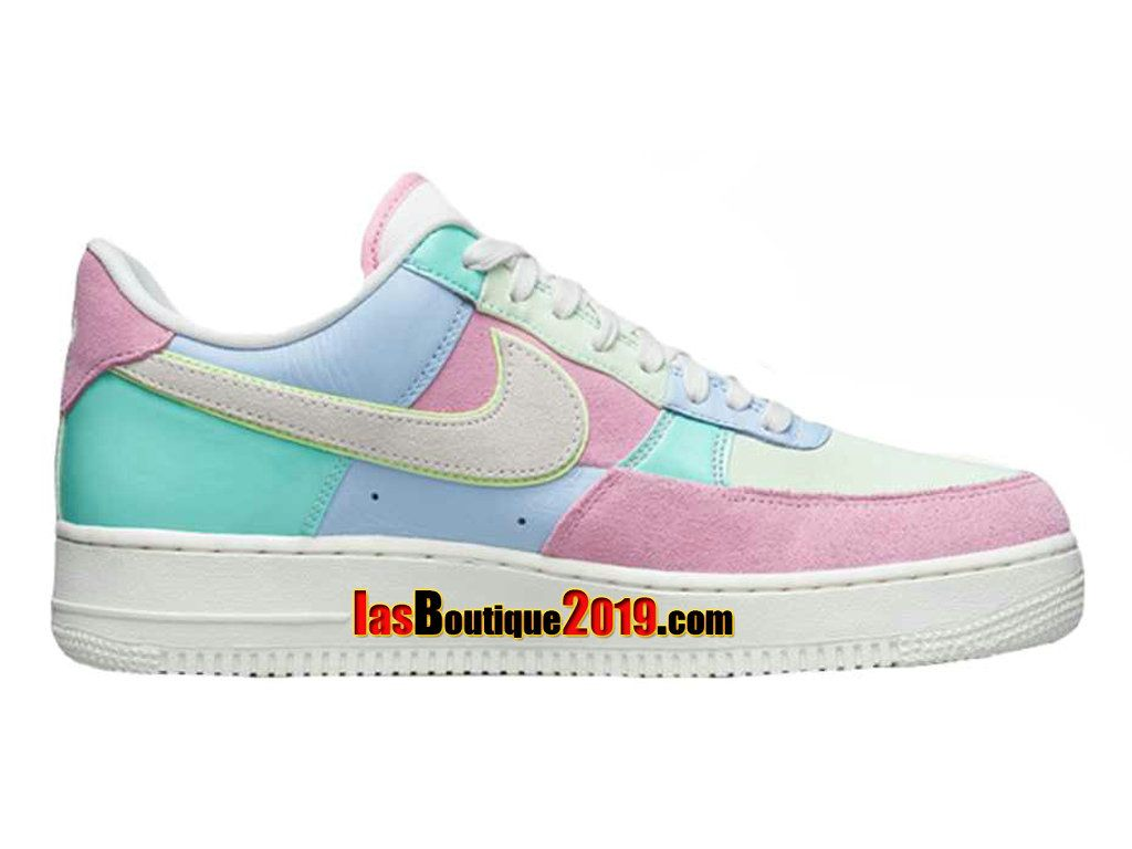 Nike Air Force 1 Low Spring Patchwork 2018 Chaussure AH8462 400 Chaussure 2018 Nike e819e4