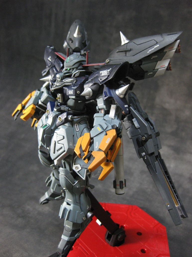 GUNDAM GUY: 1/144 ZEON-ZULU - Custom Build | Gunpla | Gundam model