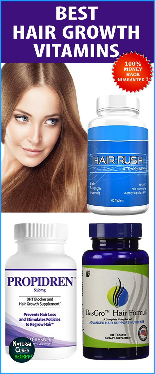 Best Hair Growth Products with 100% Money Back Guarantee ...